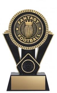 "Apex Fantasy Football, 7"" Black/Gold"
