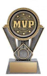 "Apex MVP, 7"" Antique Silver/Gold"