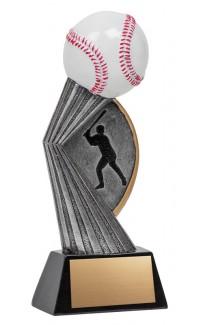 """Resin Silhouette Baseball 5.5"""""""