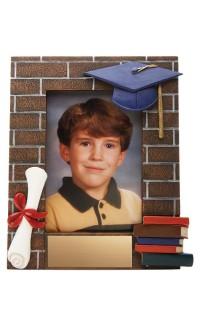 Graduation Photo Frame Resin